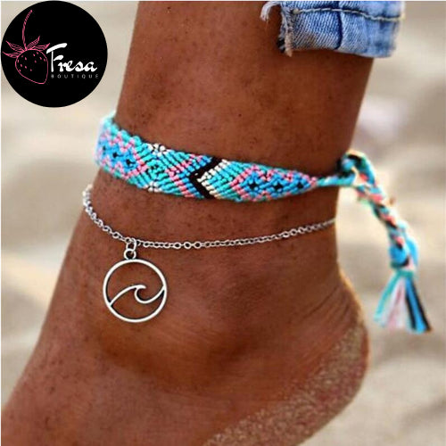 50% OFF Bohemian Anklet