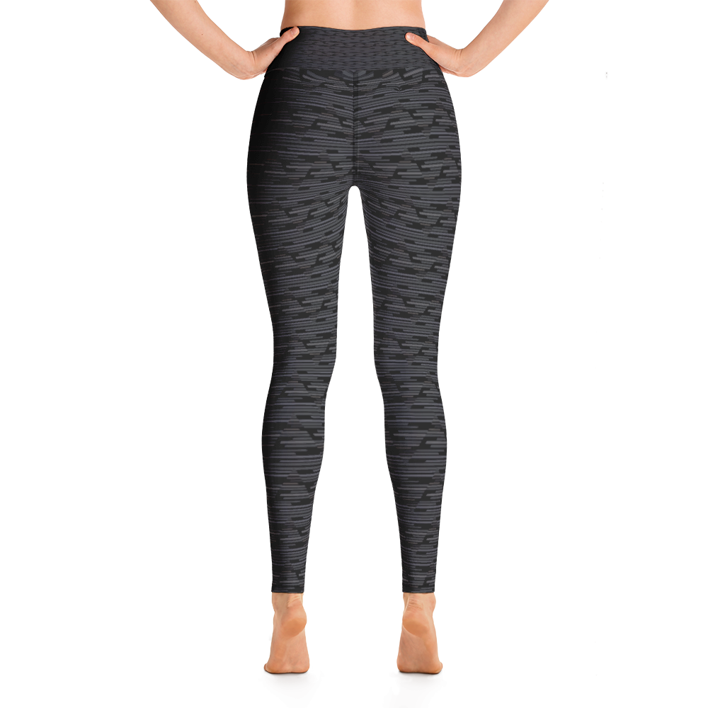 Abstract Yoga Leggings