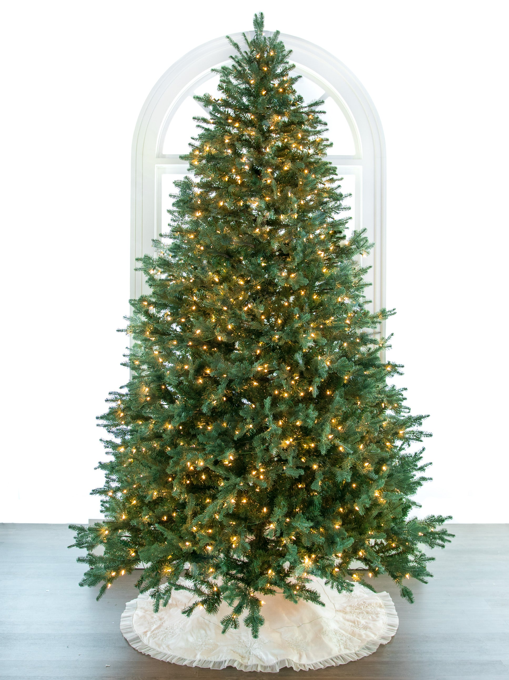 Balsam Tree PreLit Clear Lights