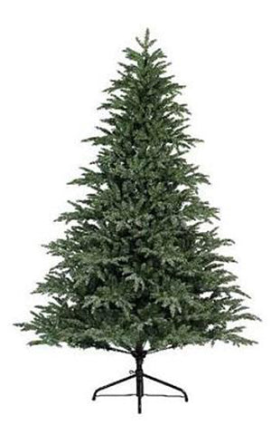 ICY FAIRBANKS PINE TREE LED