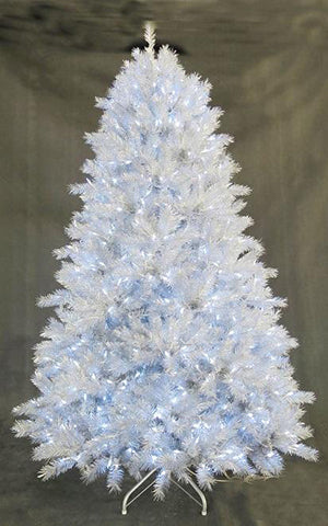 LASER SILVER TREE LED
