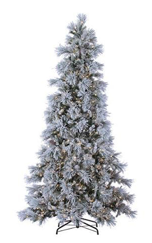 SNOWBELL PINE TREE TWINKLE LED