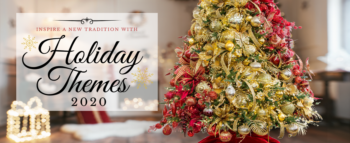 Inspire A New Tradition with Holiday Themes 2020