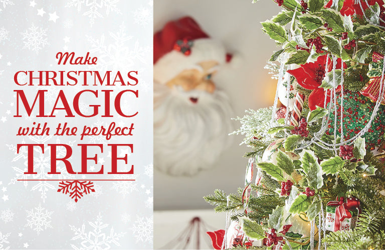 Make Christmas Magic with the Perfect Tree
