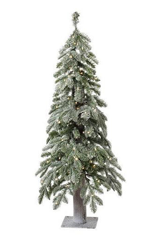 WINTER FROST ALPINE TREE LED