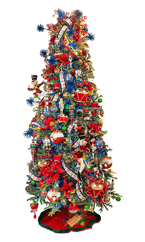 Nutcracker tree