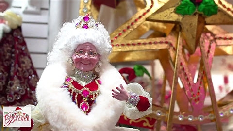 Animatronic Mrs. Claus