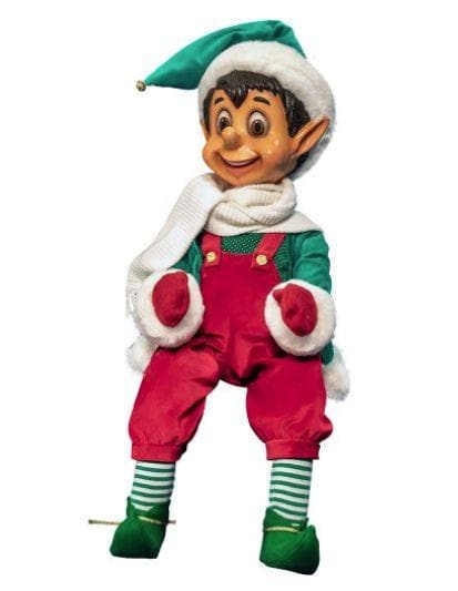 3.11 FT  BUDDY ELF BOY ANIMATED INDOOR