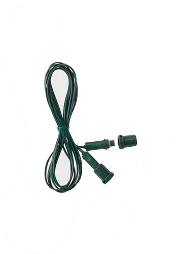 6 FT GREEN COAXIAL EXTENSION CORD