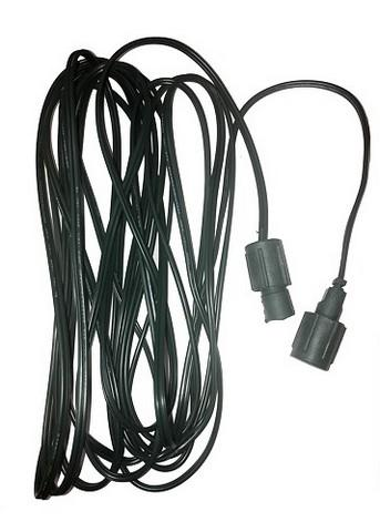20' GREEN COAXIAL EXTENSION CORD