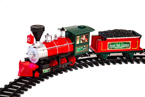 NORTHPOLE EXPRESS TRAIN 22PC