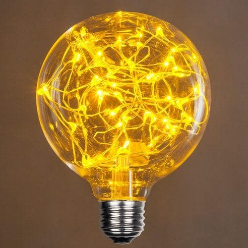G95 GOLD LED FAIRY BULB