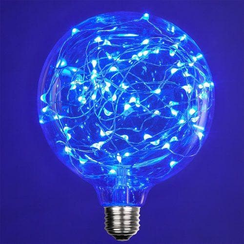 G125 BLUE LED FAIRY LIGHT BULB