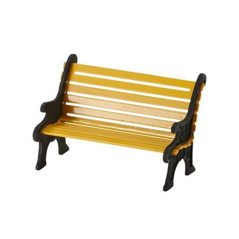 CITY WROUGHT IRON BENCH