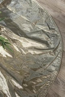"72"" CHAMPAGNE TREE SKIRT"