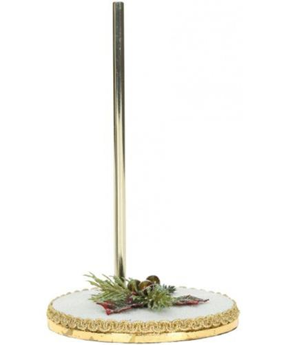 MARK ROBERTS 7.5'' SNOW BASE FAIRY STAND