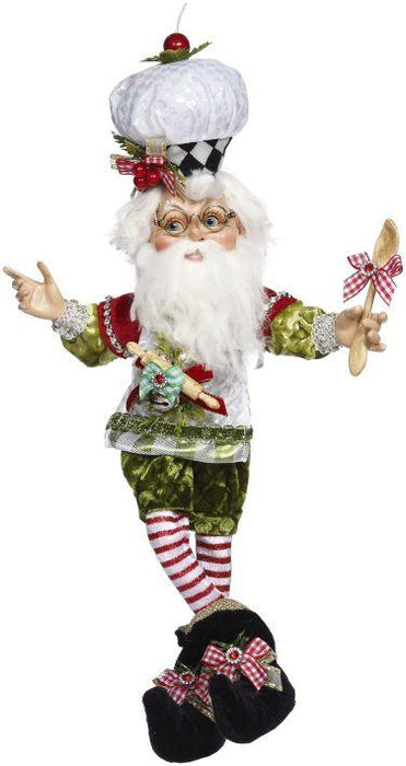 "14"" MARK ROBERTS SMALL NORTH POLE COOKIE ELF"