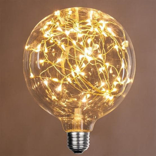 G125 WARM WHITE  FAIRY LIGHT BULB