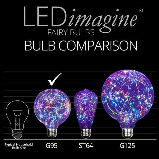 G95 COLOR CHANGING LED FAIRY