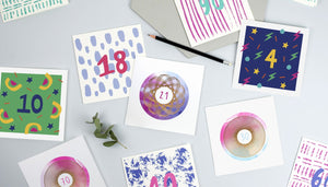 Age specific birthday cards