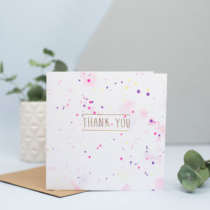 an image of three of our thank you cards