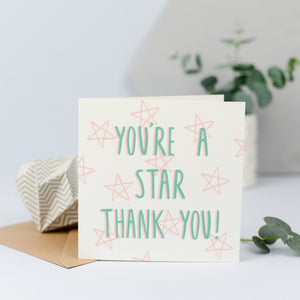 Star Thank You