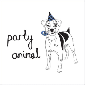 Party Animal Dog