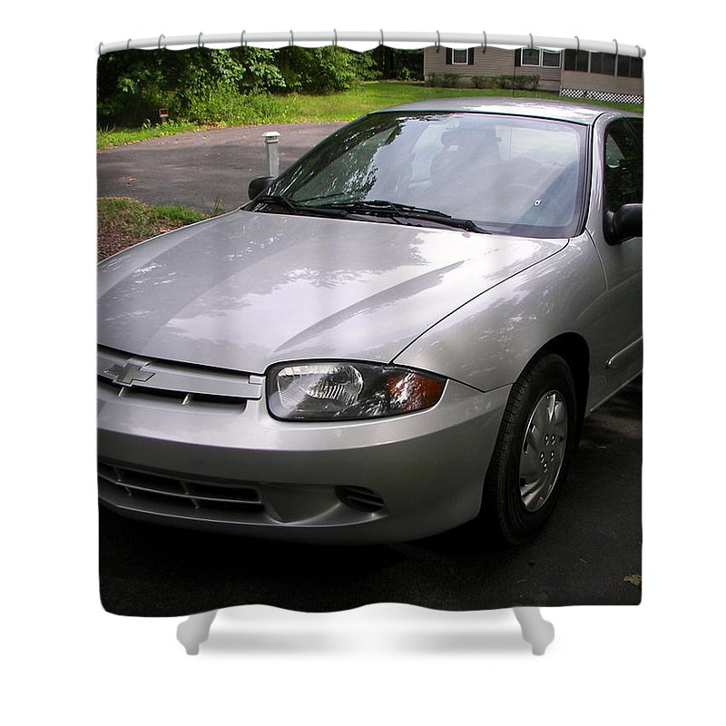 2003 Chevy Cavalier - Shower Curtain