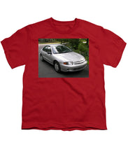 2003 Chevy Cavalier Passager Side Front - Youth T-Shirt