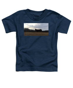 After A Stormy Day - Toddler T-Shirt