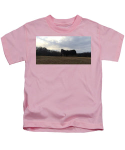 After A Stormy Day - Kids T-Shirt