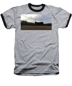 After A Stormy Day - Baseball T-Shirt