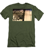 Akansas Here We Come - Men's T-Shirt (Athletic Fit)