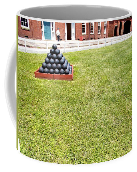 Are There Enough Cannonballs - Mug
