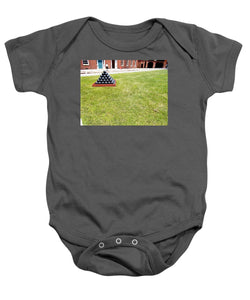 Are There Enough Cannonballs - Baby Onesie