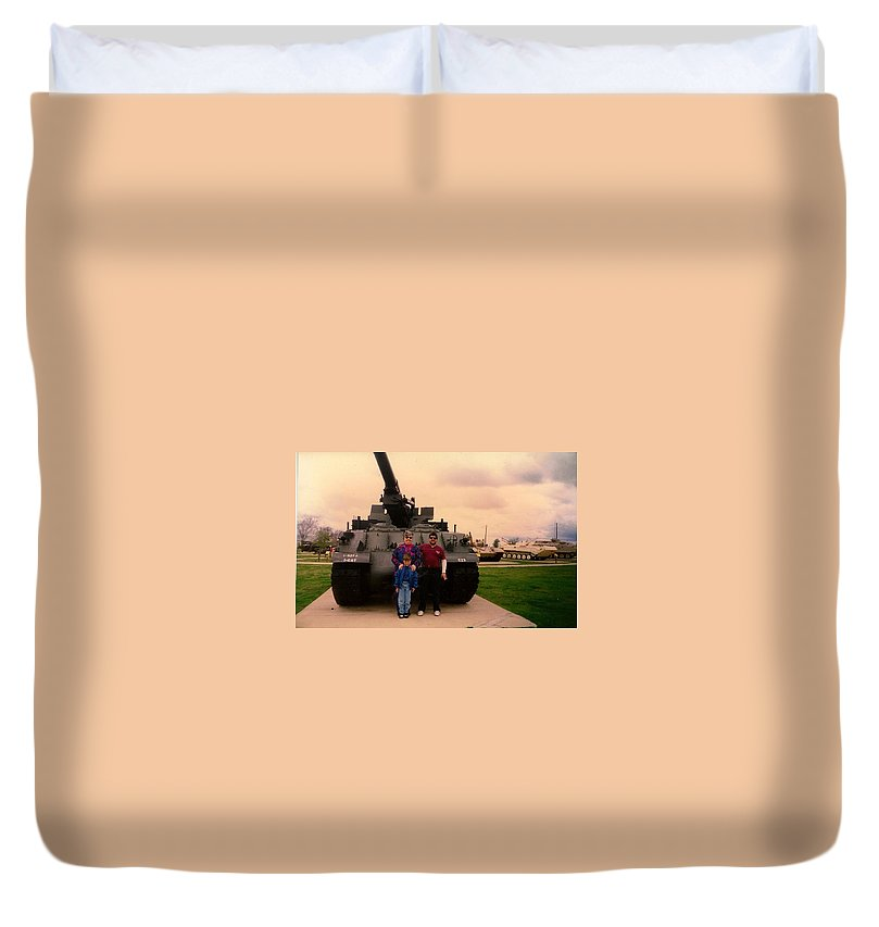 Attention - Duvet Cover