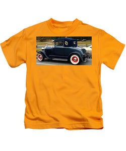 Beautiful Classic Car - Kids T-Shirt