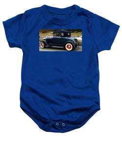Beautiful Classic Car - Baby Onesie