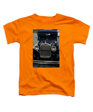 Beautiful Classic Car Front View - Toddler T-Shirt