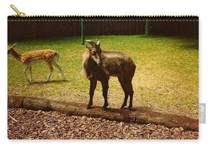 Billy Goat Keeping Lookout - Carry-All Pouch