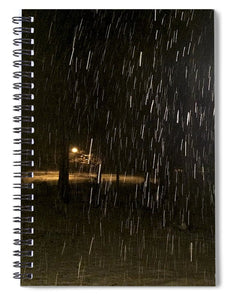Blizzard - Spiral Notebook