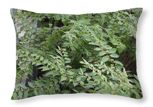 Bush - Throw Pillow