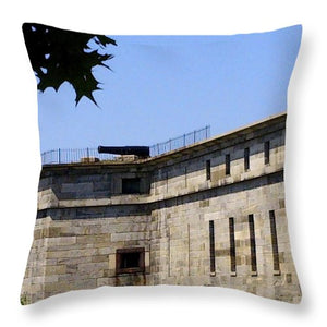 Cannon Aready - Throw Pillow