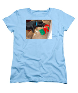 Looking For His Gifts - Women's T-Shirt (Standard Fit)