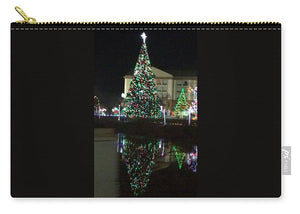 Christmas Tree Reflection - Carry-All Pouch