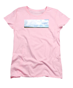 Clouds From God - Women's T-Shirt (Standard Fit)