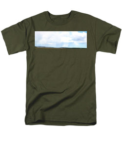 Clouds From God - Men's T-Shirt  (Regular Fit)