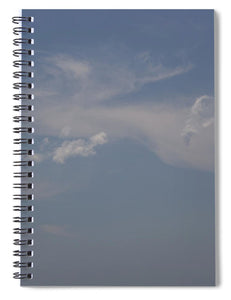 Clouds From Heaven - Spiral Notebook