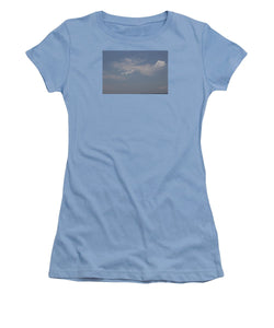 Clouds From Heaven - Women's T-Shirt (Athletic Fit)
