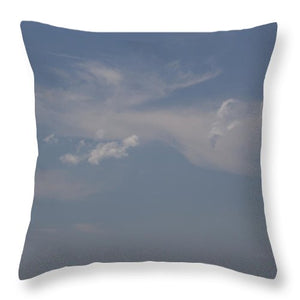 Clouds From Heaven - Throw Pillow